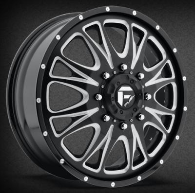 D213 Throttle Dually Tires